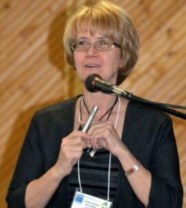 Jeanne Choquette implantée cochléaire, présidente Audition Québec
