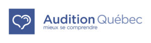Logo horizontal d'Audition Québec